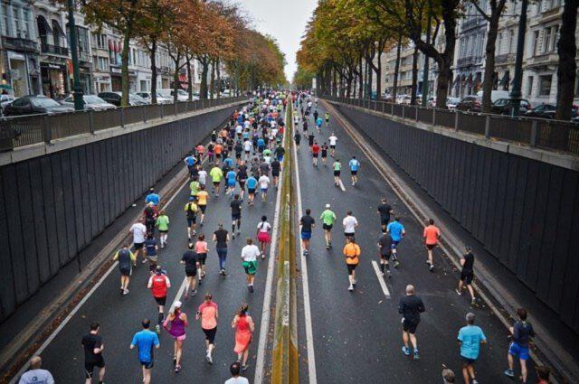 Z czego składa się maratończyk? Dieta i suplementacja