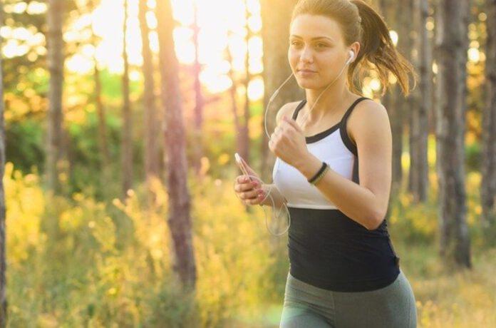 Siłownia i bieganie