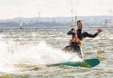 Kiesurfing czy kite foil